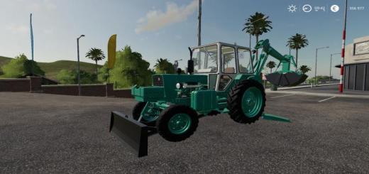 Photo of FS19 – Umz 6Kl Eo 2621 Tractor V1