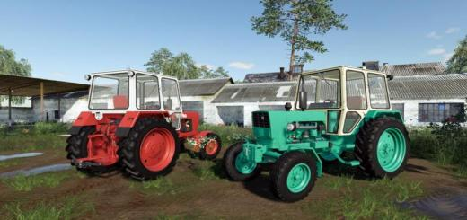 Photo of FS19 – Umz-6Kl Tractor V1