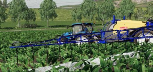 Photo of FS19 – Under-Leaf Spraying – Dropleg V1