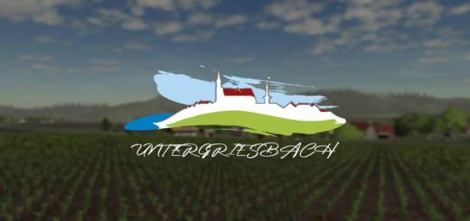 Photo of FS19 – Untergriesbach Map V1