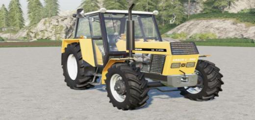 Photo of FS19 – Ursus C-3110 Tractor V2