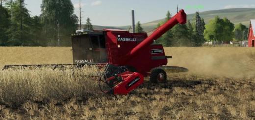 Photo of FS19 – Vassalli 1200 V2