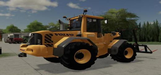 Photo of FS19 – Volvo L60-L90 With Tools V5.1