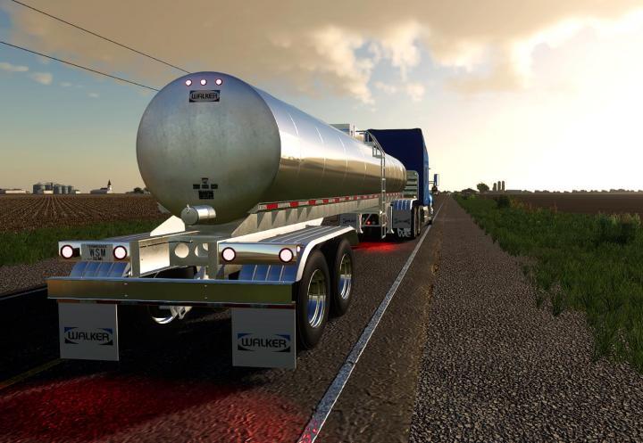 FS19 - Walker Food Grade Tanker V1