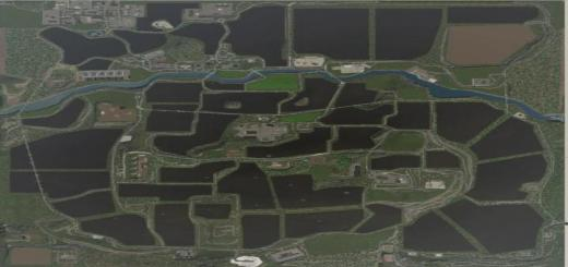 Photo of FS19 – Weitesland 4Fach Map V1