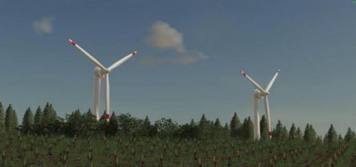 Photo of FS19 – Wind Turbine Lwt 52 V1