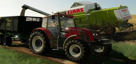 Photo of FS19 – Zetor Forterra 11411/11741 V1