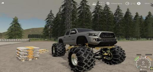 Photo of FS19 – 2016 Toyota Tacoma V1