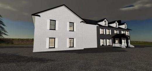 Photo of FS19 – 3 Car Garage England House V1
