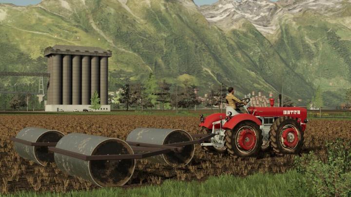 FS19 - Agricultural Rollers V2