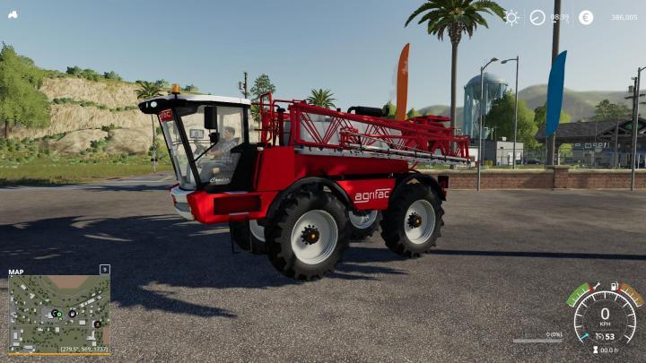 FS19 - Agrifac Condor Converted V1