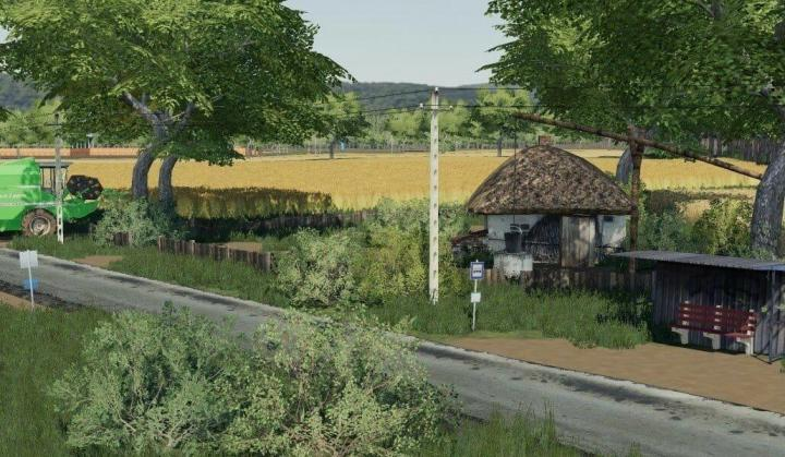 FS19 - Agro Balkan Map V3