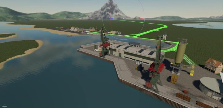 FS19 - Akechetas Island V2