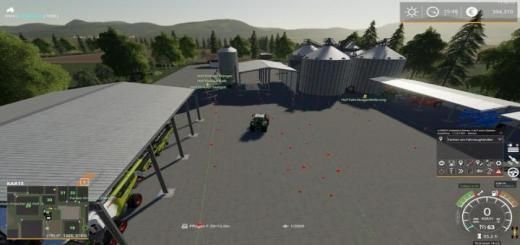 Photo of FS19 – Auto Drive Courses Of The American Dream Map V1