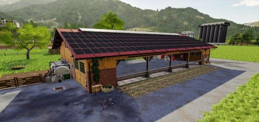 Photo of FS19 – Big Cow Barn V1