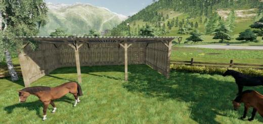 Photo of FS19 – Big Horse Stable V1.0.1.0