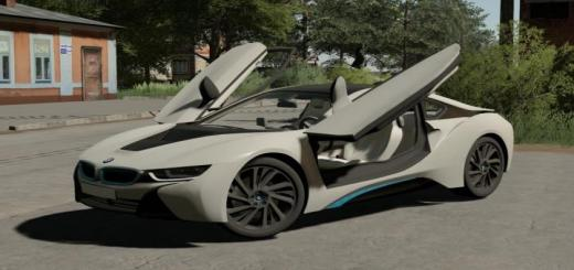 Photo of FS19 – Bmw I8 2015 V1