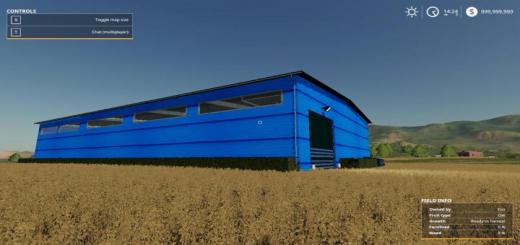 Photo of FS19 – Boy Shed V1