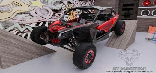 Photo of FS19 – Can-Am Maverick X Rs Turbo R 2018 V1
