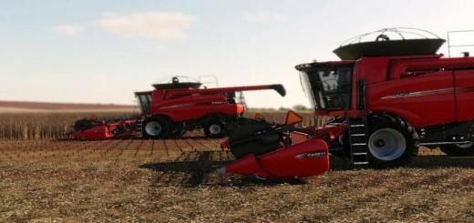 Photo of FS19 – Case Ih 2566 And 150 Series V2
