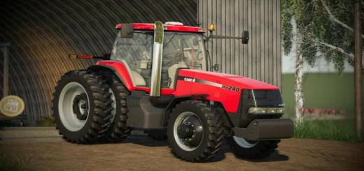 Photo of FS19 – Case Magnum Mx Series V1