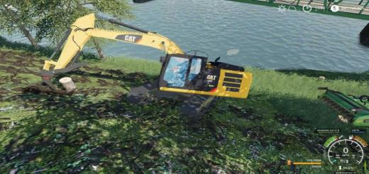Photo of FS19 – Cat 329E Ln V1