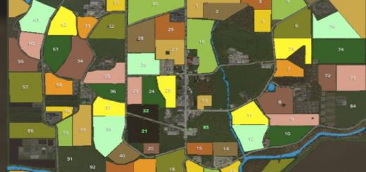 Photo of FS19 – Champs De France Map V3