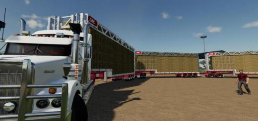 Photo of FS19 – Collier Miller Cotton-Trailer V1