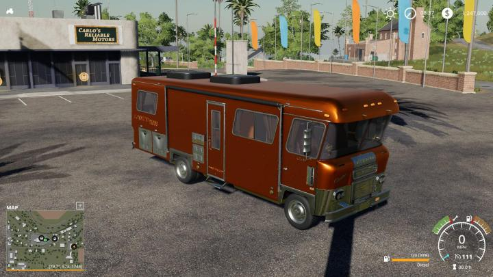 FS19 - Condor Rv V1