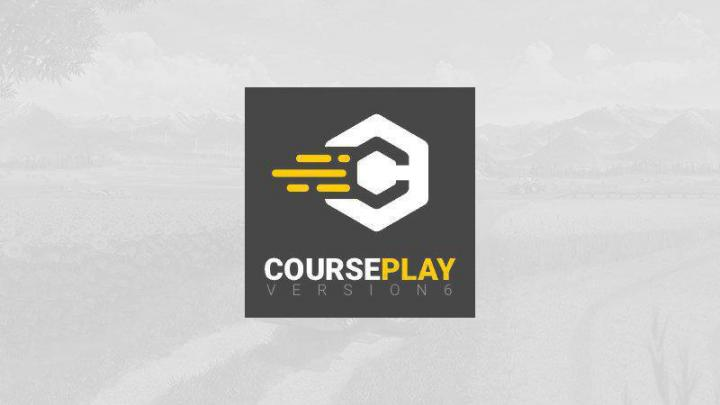 FS19 - Courseplay V6.03.00020