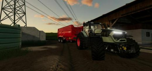 Photo of FS19 – Deutz-Fahr 9 Series V2.1