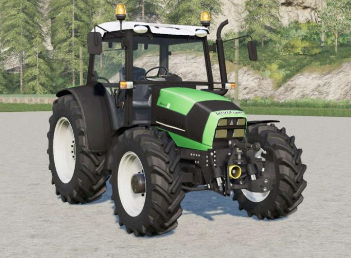 FS19 - Deutz-Fahr Agrofarm 430
