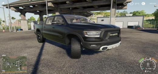 Photo of FS19 – Dodge Hellcat Truck V1