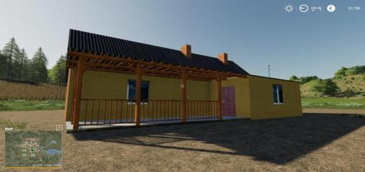 Photo of FS19 – Dom Dekoracyjny V1.1