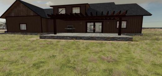 Photo of FS19 – Emr Farmhouse Retexture V2