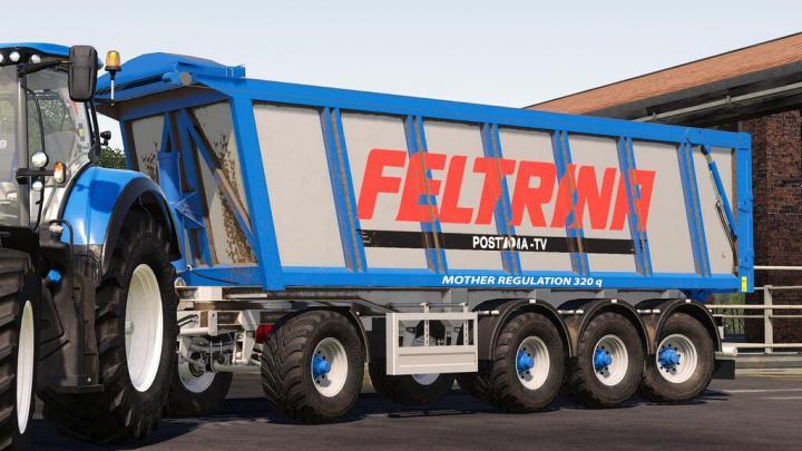 FS19 - Feltrina Mr4A V1.0.1.0