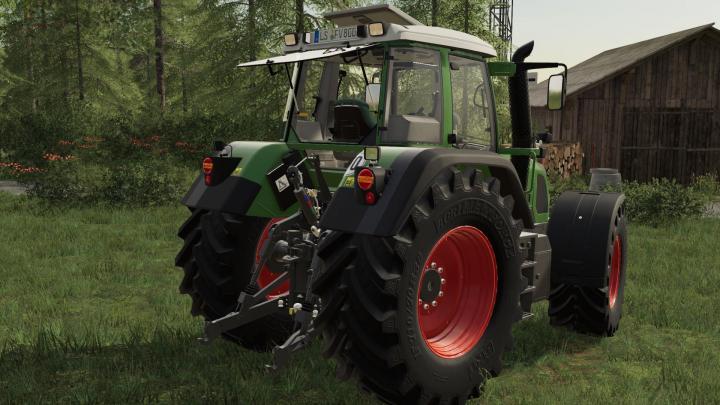 FS19 - Fendt 700/800 Vario Tms V1
