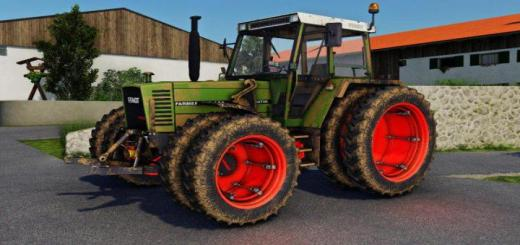 Photo of FS19 – Fendt Farmer 310-312 Lsa Turbomatik V1.2