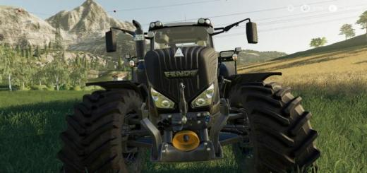 Photo of FS19 – Fendt Series 900 Black Beauty V1