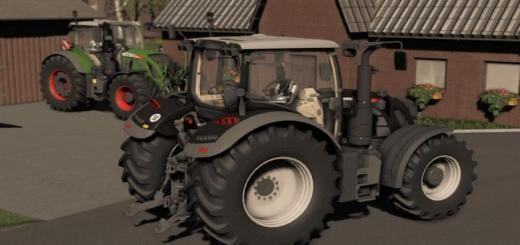 Photo of FS19 – Fendt Vario 700 S4 Tractor V1