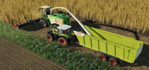 Photo of FS19 – Forage Harvesters Pack V1