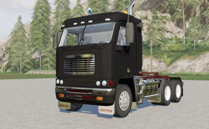 FS19 - Freightliner Argosy