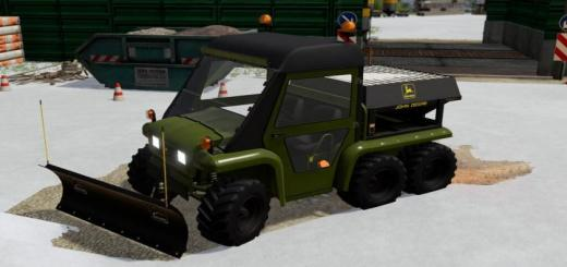 Photo of FS19 – Gator Snow Pack V1