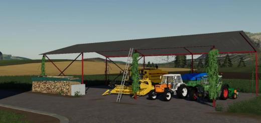 Photo of FS19 – Grandbatiment V1