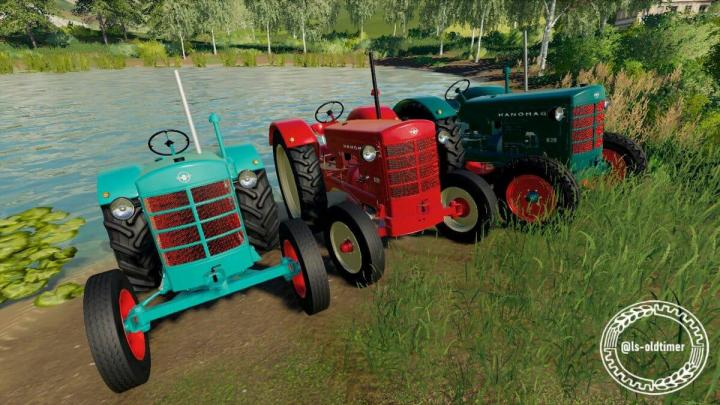 FS19 - Hanomag R28 Made V1