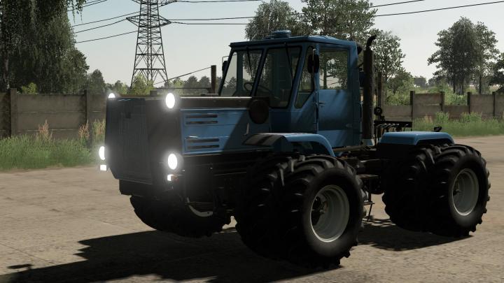 FS19 - Htz T-150K V1