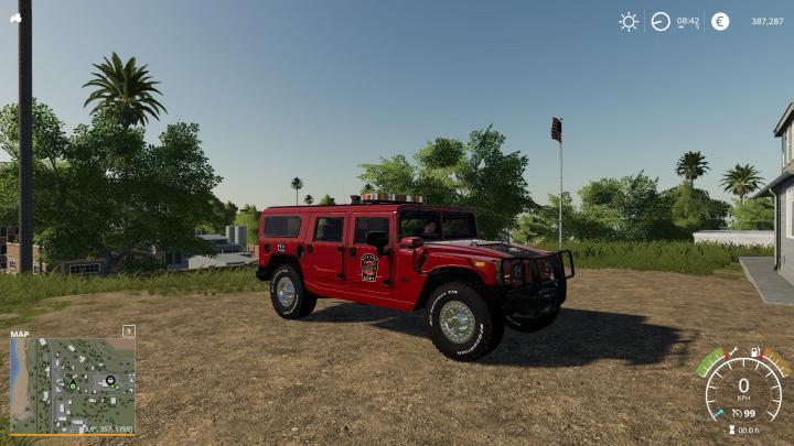 FS19 - Hummer H1 Alpha V2