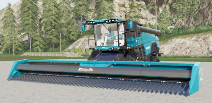 FS19 - Ideal 7 Pl Harvester