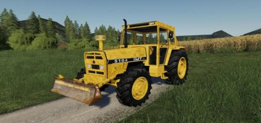 Photo of FS19 – Imt 5104 Tractor V1
