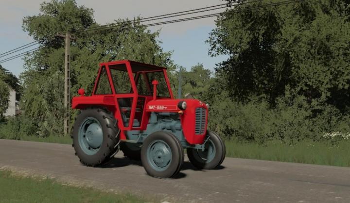 FS19 - Imt 533 V1